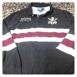 Polo by Ralph Lauren Longsleeve Rugby official